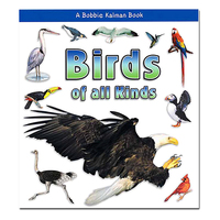 BKBS - Birds Of All Kinds Softcover Book