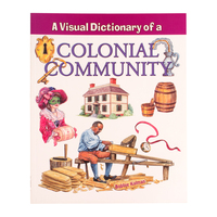 BKCCS - Colonial Community Dictionary Softcover Book