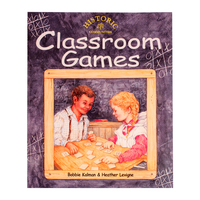 BKCS - Classroom Games Softcover Book