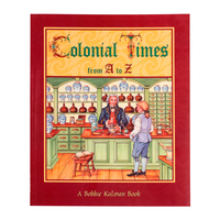 BKCTS - Colonial Times Softcover Book