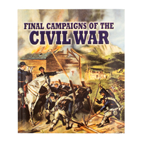 BKCWFC - Final Campaigns Of the Civil War Softback Book