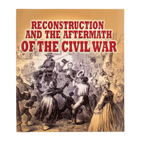 BKCWRA - Reconstruction and the Aftermath Of the Civil War Softback Book