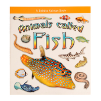 BKFS - Animals Called Fish Softcover Book