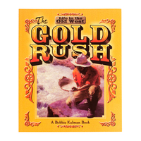 BKGRS - Gold Rush Softcover Book