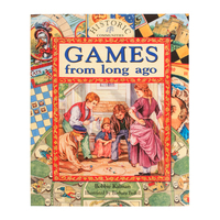 BKGS - Games From Long Ago Softcover Book
