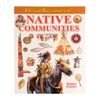 BKNCS - Native Communities Dictionary Softcover Book