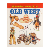 BKOWS - Old West Dictionary Softcover Book
