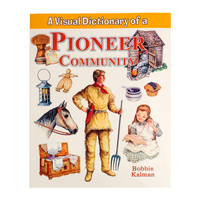 BKPCS - Pioneer Community Dictionary Softcover Book