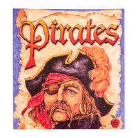 BKPS - Pirates Softcover Book