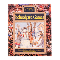 BKSYS - Schoolyard Games Softcover Book