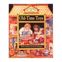 BKTS - Old Time Toys Softcover Book