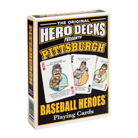 CDBUCS - Hero Decks - Pittsburgh Baseball Heroes