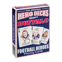 CDBUF - Hero Decks - Buffalo Football Heroes