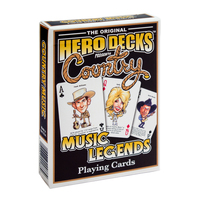 CDCM - Hero Decks - Country Music Legends