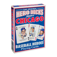 CDCUB - Hero Decks - Chicago National League Baseball Heroes