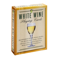 CDWW - White Wines Card Deck