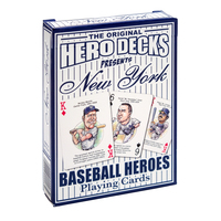 CDYANK - Hero Decks - New York American League Baseball Heroes