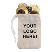 CPL - Canvas Coin Pouches for Treasure with YOUR LOGO