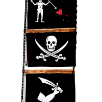 FHD - Historic Pirate Flag Display