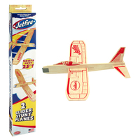 GJTP - Guillow's Jetfire Glider Twin Pack