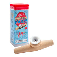 KZOW - The Original Wooden Kazoo