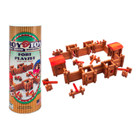 RTFC - Roy Toy Fort Canister (140+ pieces)