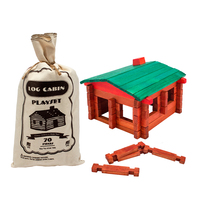 RTLC - Roy Toy Log Cabin Pouch (79 pieces)