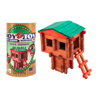 RTMCT - Roy Toy Tree House Mini Canister (71 pieces)