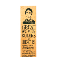 RWWL - Women in Literature Ruler