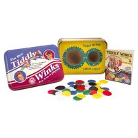 TTW - Tiddly Winks in a Classic Toy Tin