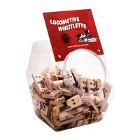 WLBKD - Locomotive Whistlette Display Only (Holds 72)
